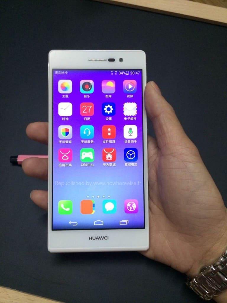 Huawei Ascend P7 0031