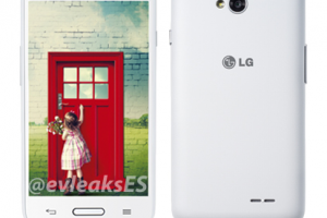 Press Render of LG L65 Makes Twitter Appearance
