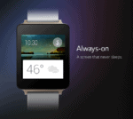 LG Androidwear always on