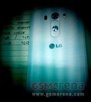 LG G3 back low quality