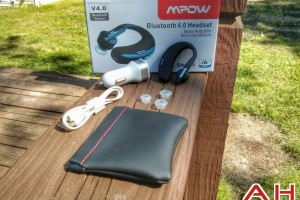 Featured Review: Mpow FreeGo Bluetooth 4.0 Headset