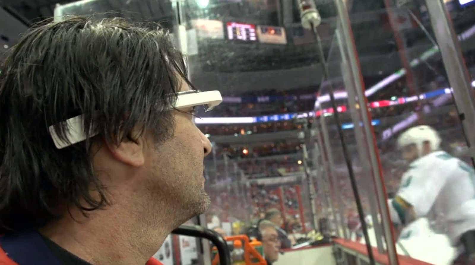 NHL Glass 2