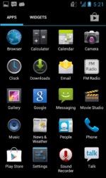 NokiaX_Drawer