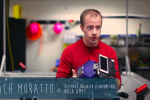 Google's Project Tango Team Partners with NASA to Make Autonomous Robots In Space