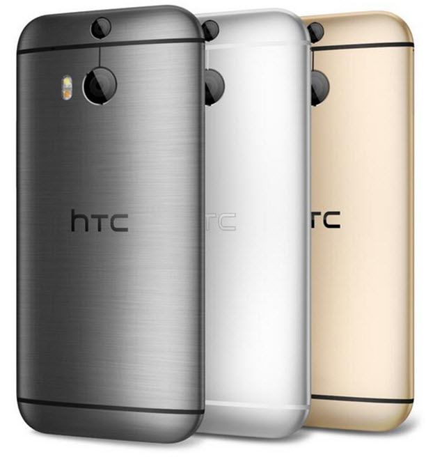 Rogers HTC M8 Exclus