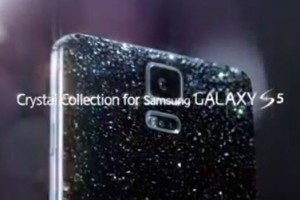 Samsung Galaxy S5 Adds the Crystal Collection in May