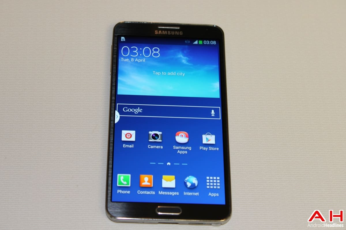 Samsung Galaxy Note 3 2.0