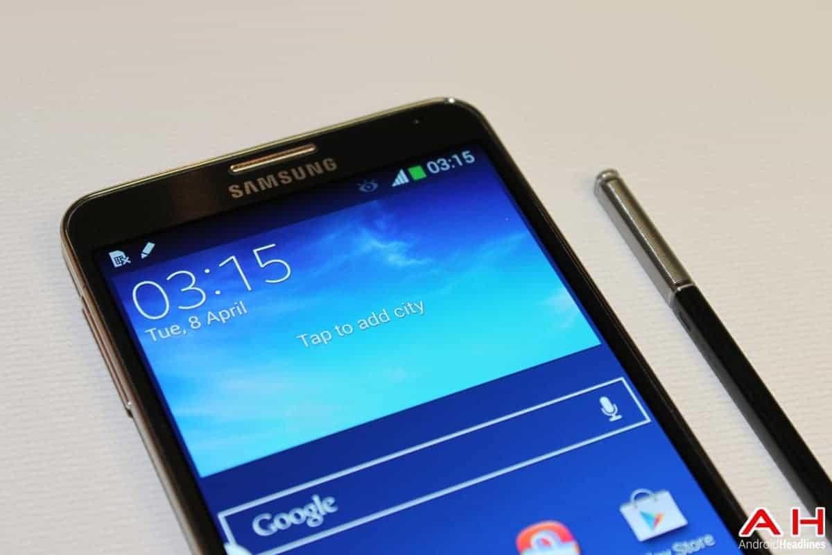 Samsung Galaxy Note 3 3.2
