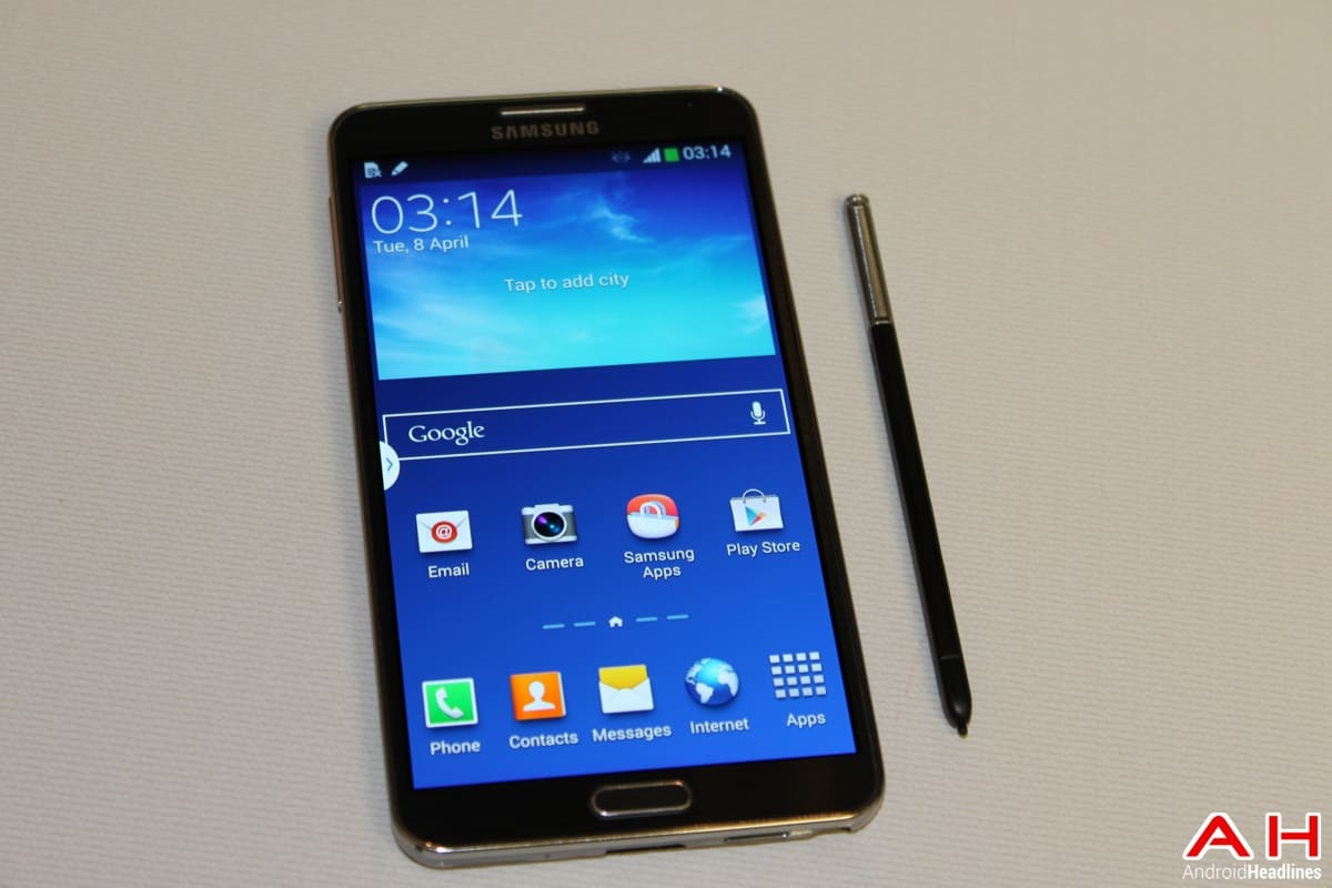 Samsung Galaxy Note 3 3.5