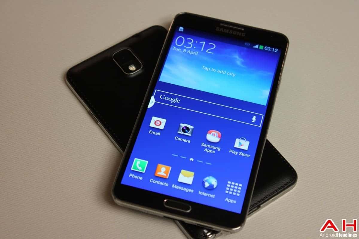 Samsung Galaxy Note 3 3.7