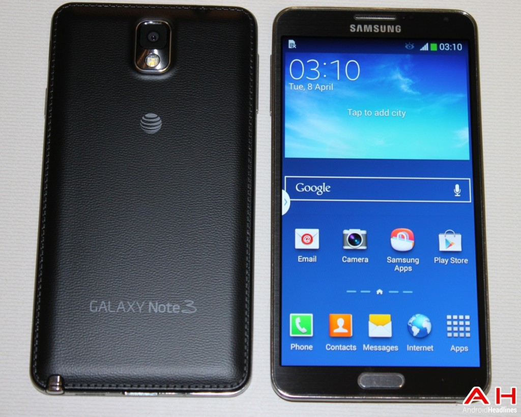 Samsung Galaxy Note 3 4.1