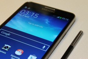"""New Form Factor"" in The Works for Samsung's Galaxy Note 4"