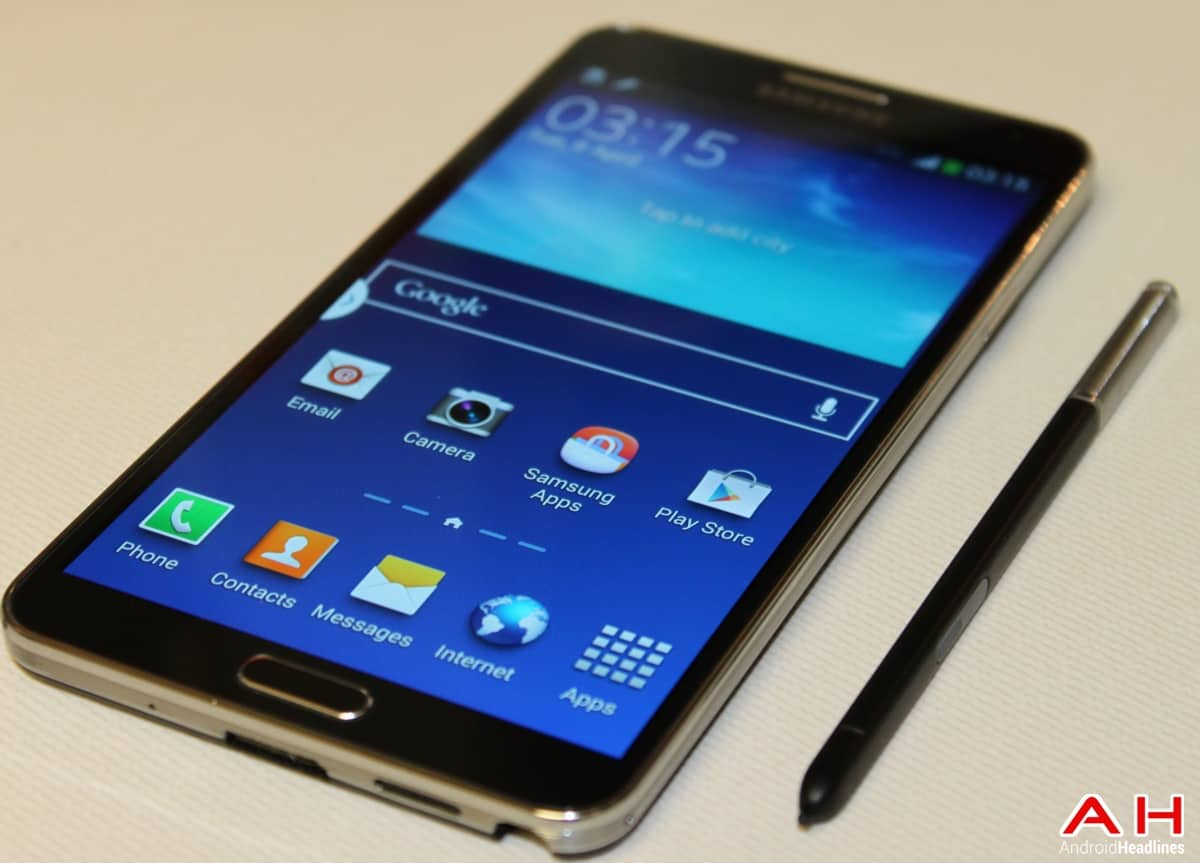 Samsung Galaxy Note 3 4.7