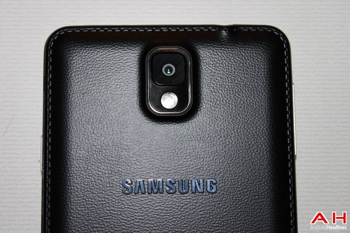 Samsung Galaxy Note 3 Logo 2.9