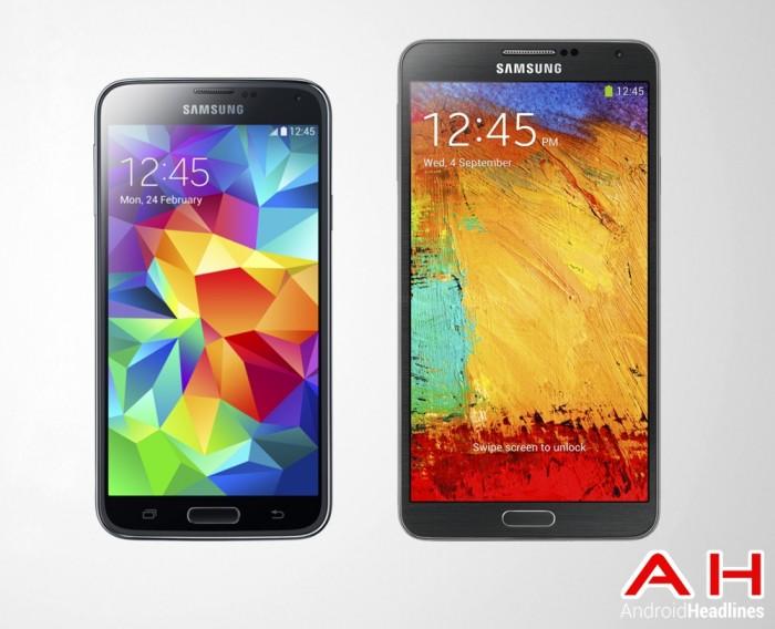 Samsung-Galaxy-S5-Vs-Samsung-Galaxy-Note-3