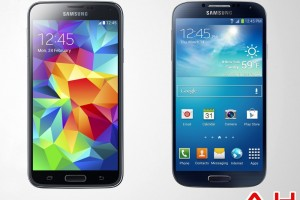 Android Phone Comparisons: Samsung Galaxy S5 vs Samsung Galaxy S4