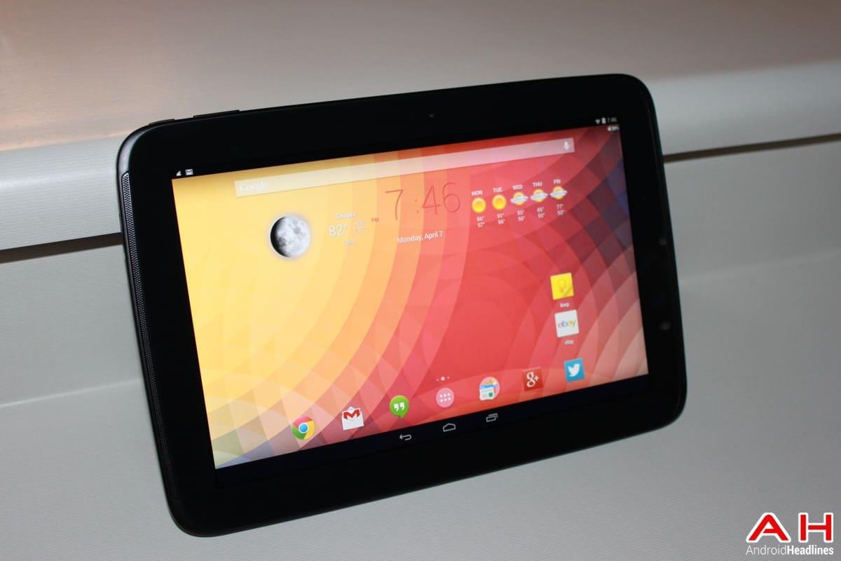 Samsung Nexus 10 Front Logo 1.1