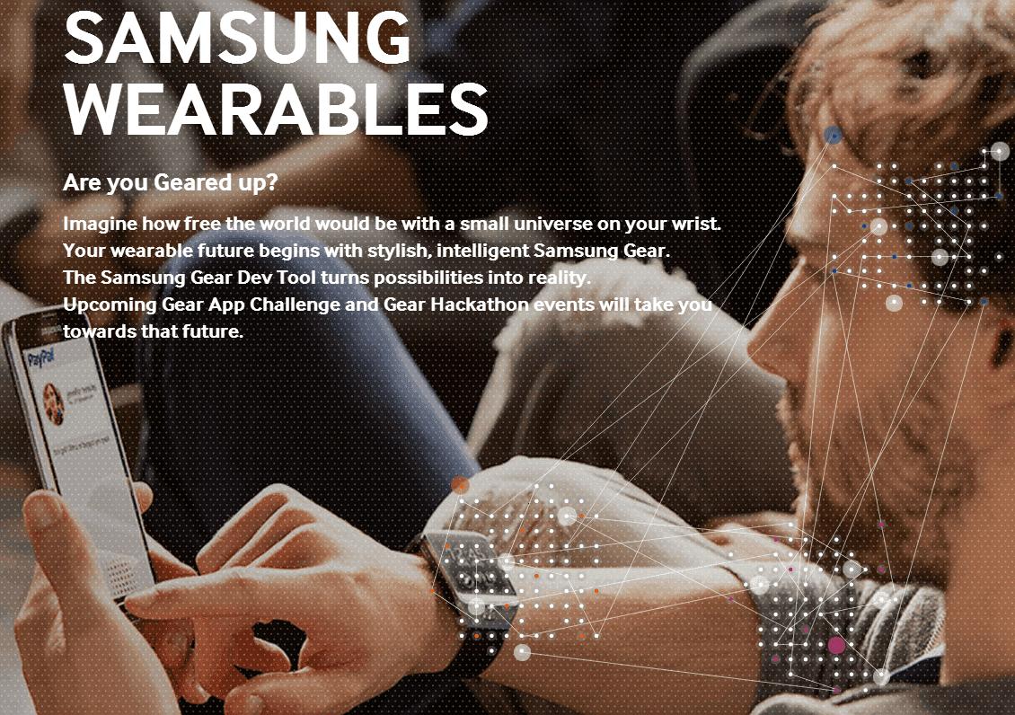 Samsung Wearablese