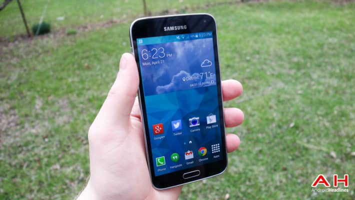 Samsung galaxy s5 ah 20
