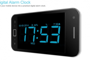 Sponsored App Review: Digital Alarm Clock