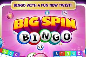 Sponsored Game Review: Big Spin Bingo