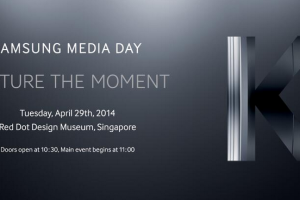 "Samsung Mobile Invites You to ""Kapture the Moment"" come April 29th"