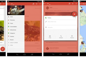 Google+ for Android Redesign Leaks out on Google+