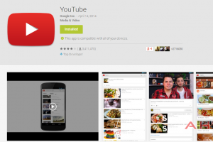 YouTube App Gets Update With Live Video Casting To Chromecast