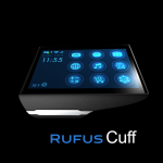 Do It All With The Rufus Cuff, The Fully Functional Wearable Wrist Communicator
