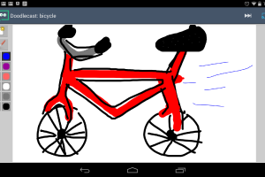 Draw Awesome Pictures With Your Friends With The New Chromecast Game Doodlecast
