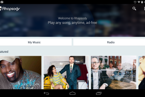 Two More Apps Receive Official Chromecast Support, You Can Now Stream Music With Rhapsody And Napster