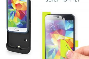 TYLT Announces the ENERGI Sliding Power Case & ALIN Screen Protector for the Samsung Galaxy S5