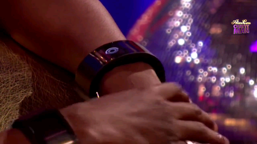 Will.i.am Smartwatch close up