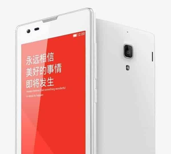 XiaomiRedmiWhite