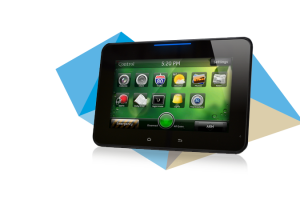 The Netgear STS7000 Is The Security Touchscreen Meant For Controlling The Smart Home