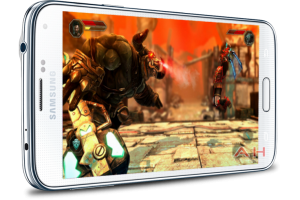 Android Headliner: Can The Samsung Galaxy S5 Come Through For Gamers?