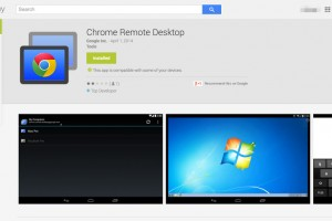Google Is Beta Testing Chrome Remote Desktop App For Android