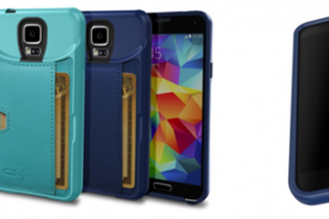 CM4 Announces their Q Card case for the Samsung Galaxy S5 – Available Now!