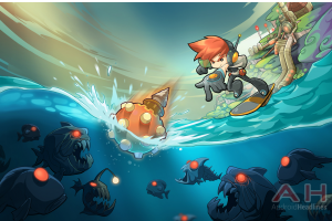 Android Game Of The Week: Mobfish Hunter