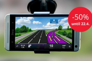 Promotion: Sygic GPS Celebrates Easter With 50% Lifetime Licenses