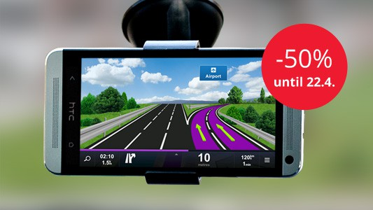 Promotion Sygic GPS Celebrates Easter With Lifetime Licenses - Sygic gps review