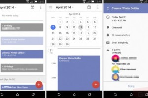 New Version of Google Calendar Gets Leaked