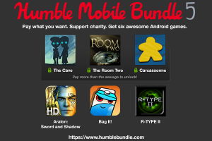 Humble Mobile Bundle 5 Arrives With 6 Awesome Games And more To Come