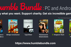 Humble Bundle:PC And Android 9 Is Here With Six Totally Awesome Games