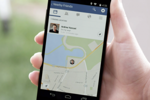 Discover Friends Near You With Facebook's Upcoming Nearby Friends Feature