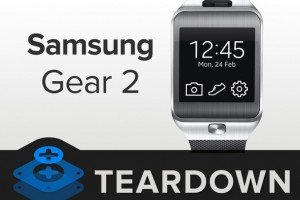 Samsung's Gear 2 Gets Torn Down by iFixit