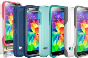 Otterbox Announces their Galaxy S5 Case Offerings