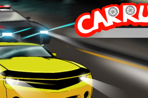 Sponsored Game Review: Car Run