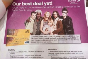Sprint Offering to Pay Off Early Termination Fees For Joining a Framily Plan