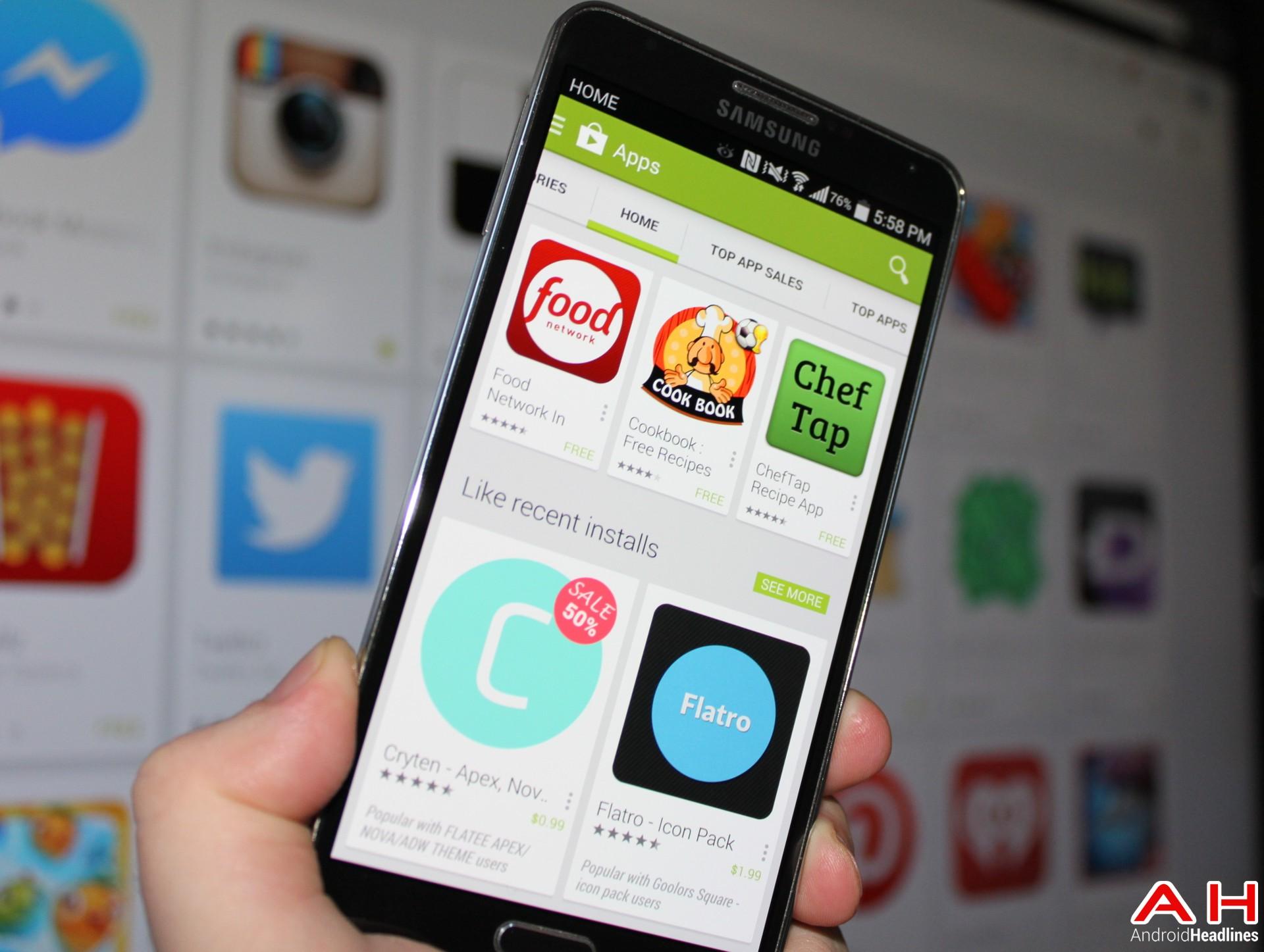 AH App Store Updates Weekly Playstore 1.0
